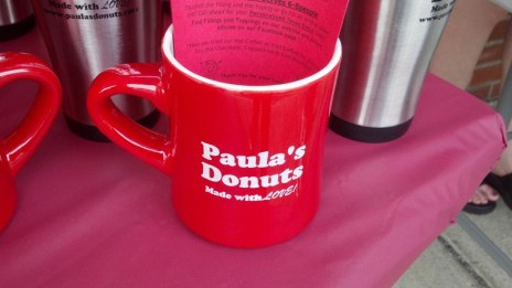 Heavy Duty Paula's Mugs