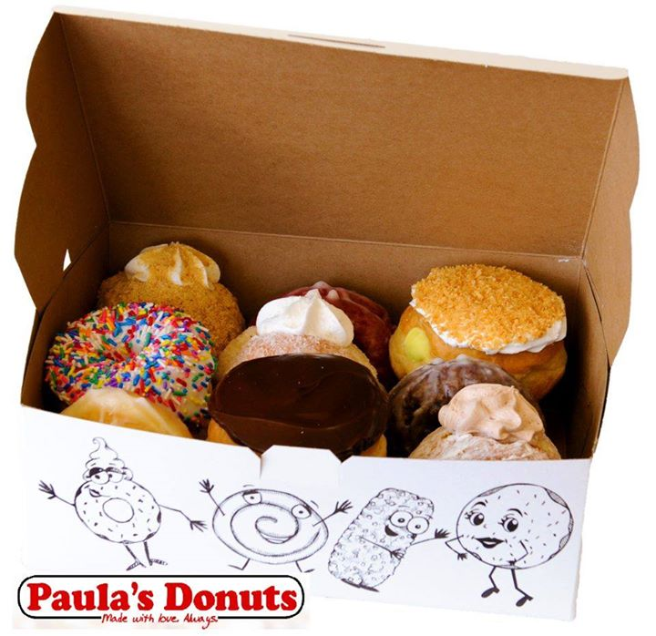 Paulas Donuts Rewards